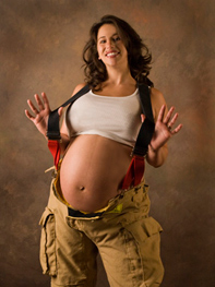 prenatal portrait